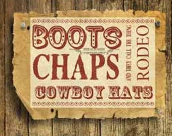 Mammas dont let your babies grow up to be cowboys rodeo printable boots chaps cowboys hats country music lyrics teraionfo