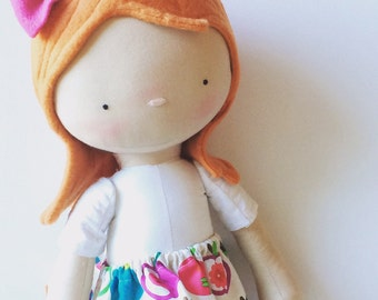 Delightful Doll Sewing Pattern