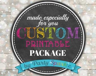 Custom Package for WonderfulIdeas