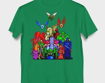 Phantasy Star Monsters Shirt
