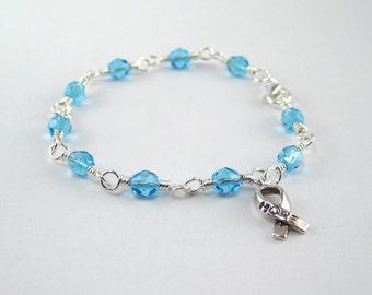 Cushing Syndrome Awareness Bracelet