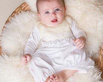 Boys Newborn Gown 'Luke', Layette
