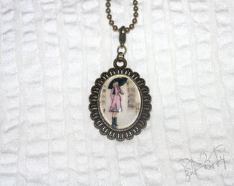 Necklace * London Girl *