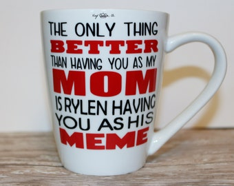Perfect For Mom Grandma The Only Thing Better