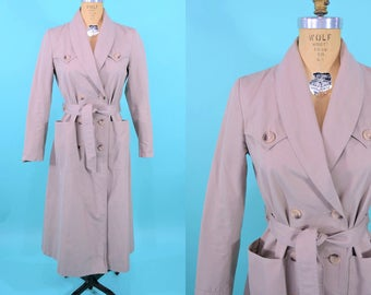 """1970s trench coat 
