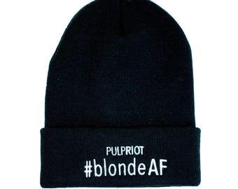 BlondeAF Beanie
