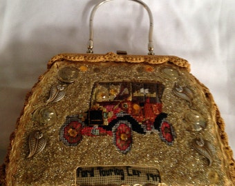 Ford Touring Car Handbag