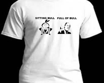 Sitting Bull  Full of Bull