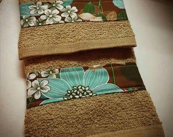 Hand Towel & Washcloth Gift Set