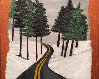 Snow Bound- Wanderlust Series