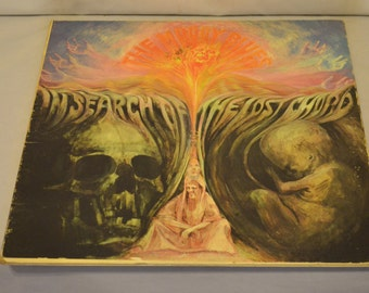 Vintage Gatefold Record The Moody Blues: In Search of the Lost Chord Album DES-18017
