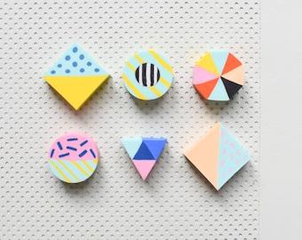 confettis de gomme, gomme couleur, 90 ' s Eraser, poésie de papier gomme R009