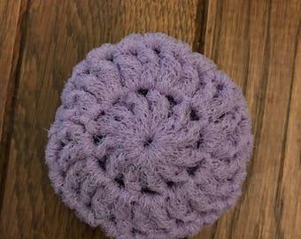 Crocheted Scrubbie