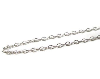 Chain Upgrade - Solid Sterling Silver Chain - 18 Inch Silver Chain