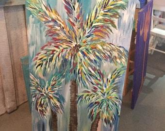 Coastal Palm Tree