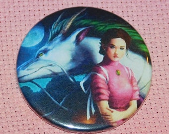CLEARANCE, Seconds stock, Dragon Needle Minder, Licensed, Cross Stitch Keeper, JoJoes Art, Fridge Magnet, Button Magnet, Pin Holder