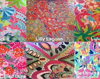 "Lilly P Outdoor Adhesive Vinyl 12"" x 15"" Approx."