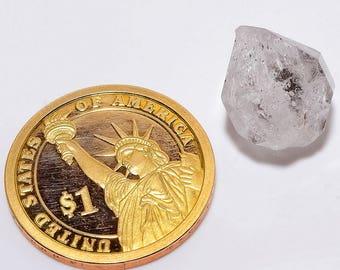 Herkimer Diamond Rough Gemstone, Beautiful Herkimer Diamond Rough Fancy shape Jewellery Making loose Gemscentre AS-286