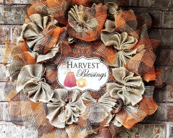 Thankgiving / Fall Wreath