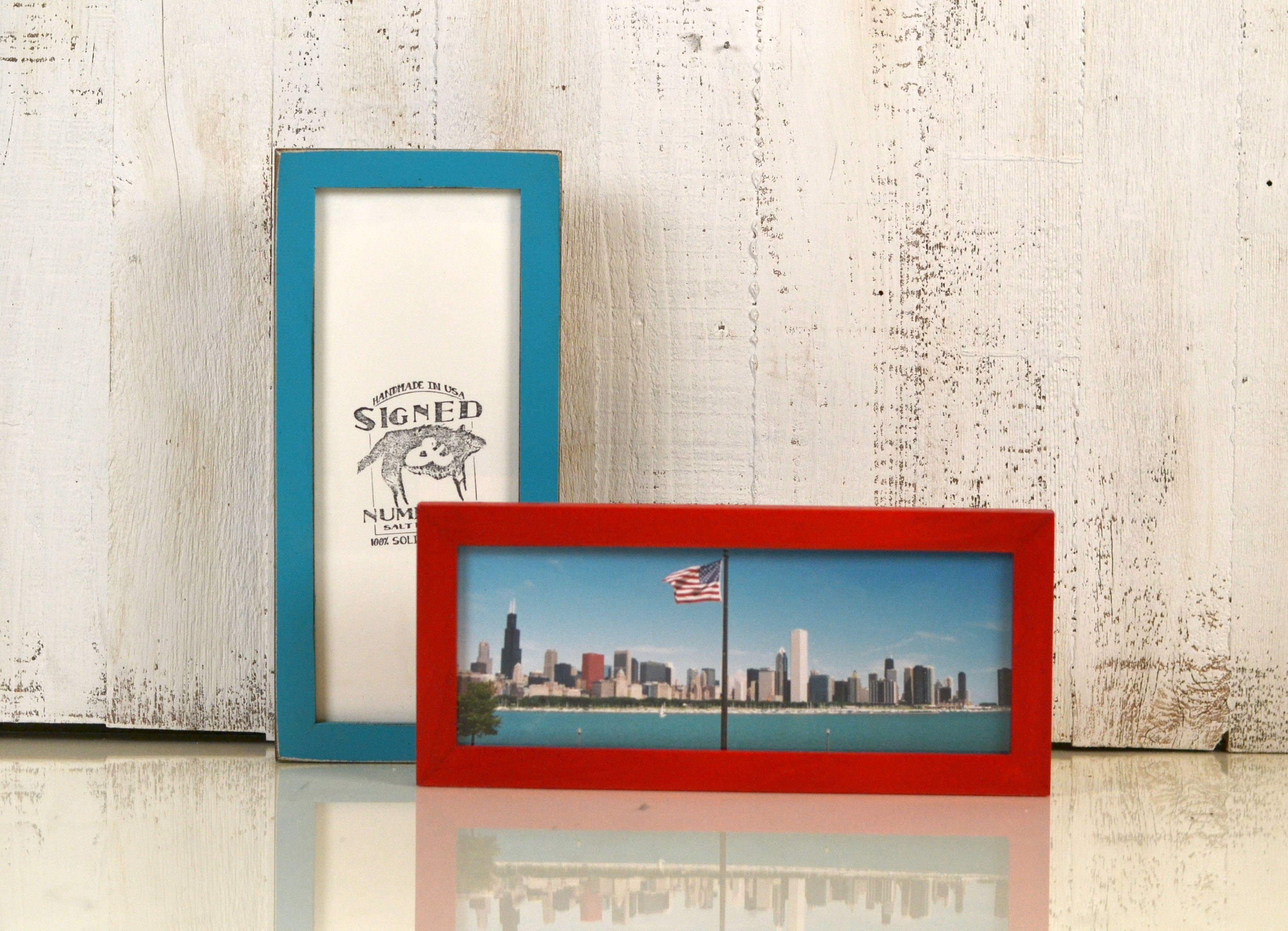 4x10 Picture Frame for Photo Booth strip or Panoramic Photo in ...