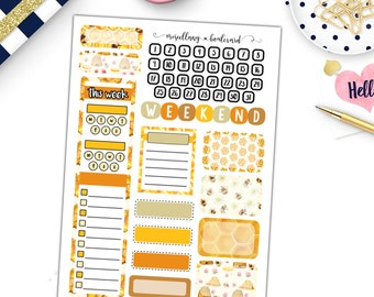 Honey Bee Weekly Add-On Kit | 0430