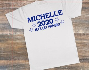 Obama Inspired Michelle 2020