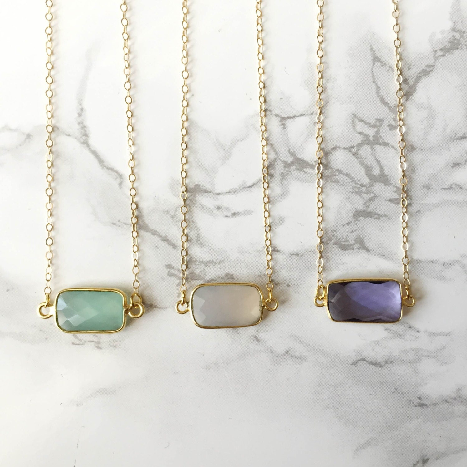 in teacup product chain notonthehighstreet gold a rectangle original com storminateacup necklaces layered storm necklace by double