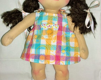 Emily - 16 in. Waldorf inspired doll