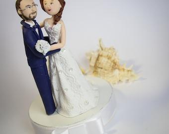 Topper di matrimonio personalizzato