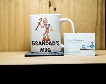 Grandad mug.