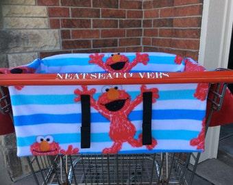 Shopping Cart Seat Cover, Hello Elmo