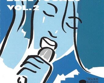 Blue Vocals Volume 2 CD 1992