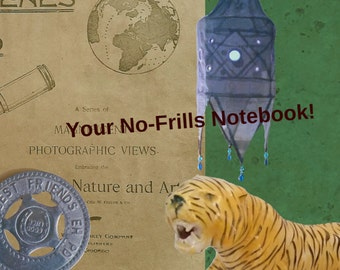 Your No-Frills Notebook! Vol. 1
