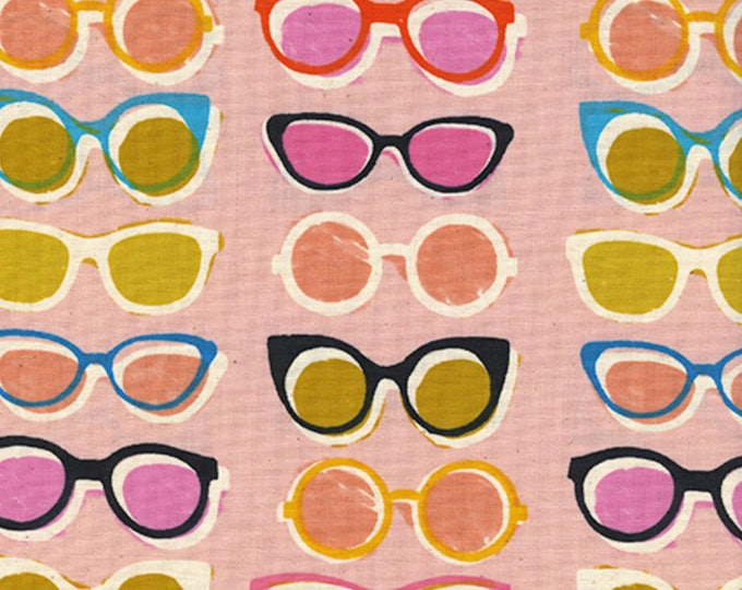 Shade - Pink from Poolside by Melody & Alexia for Cotton + Steel