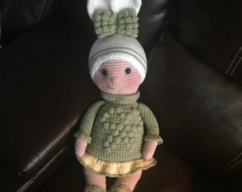 Bunny Hat Girl