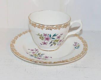 Royal Grafton Teacup and Saucer  - 1593