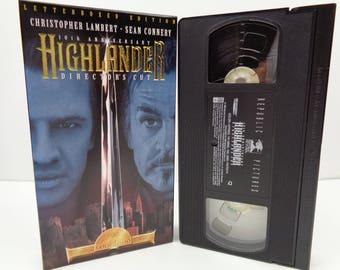 Highland VHS Tape