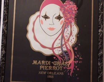 mardi gras art - mardi gras artwork - new orleans art - new orleans artwork