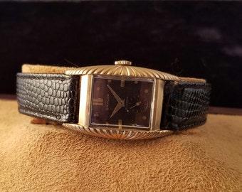 Baylor Hob Nob Dial - Art Deco Watch