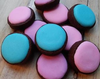 1 Doz Chocolate Sugar Cookie Bites