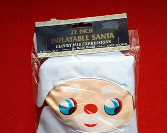 22 Inch Inflatable Santa unopened