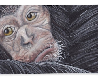 Chimp Beach Towel