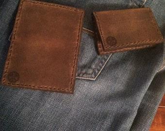 Tru-woodsmen Leather Wallet