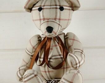 Edward - Bear decoration