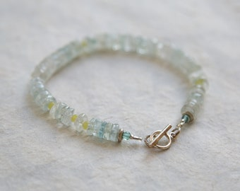 Raw Watercolor Bracelet