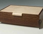 Keepsake Box of Wenge and...