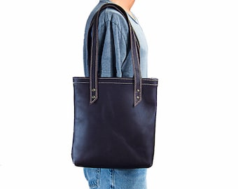 Brown Leather tote Cowhide Leather tote leather everyday bag Leather Shoulder Bag Leather Purse Leather Tote Bag Leather Hand Bag Travel Bag