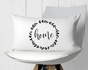 Farmhouse Pillow - Housewarming Gift - Pillow Covers - Home Decor - Farmhouse Decor - Throw Pillows