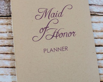 Maid of honour planner - Maid of honor organizer - Shower planner - Wedding planner - Bridal party planners - MOH organiser