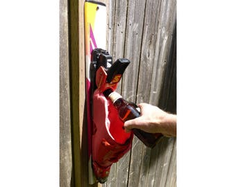Ski Boot Bottle Opener